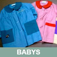 Babys para colegios