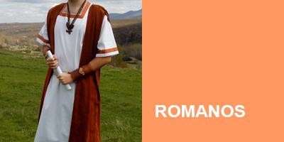 Trajes de Romanos