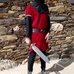Traje-de-gerrero-medieval